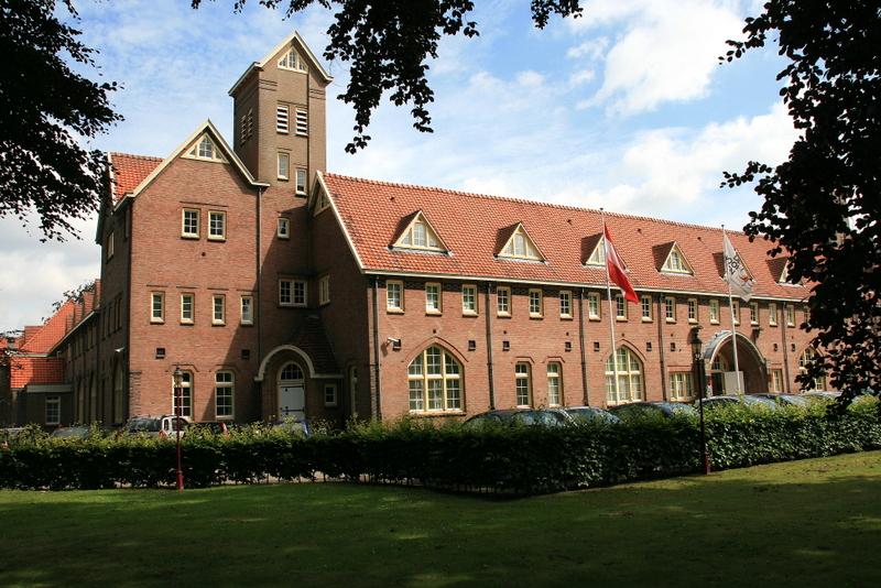 Klooster de Rooi Pannen Tilburg